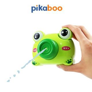 Đồ chơi trẻ em máy ảnh phun nước dễ thương cao cấp Pikaboo 1