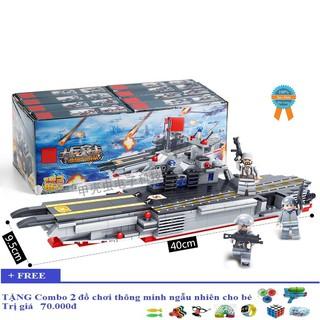 Bộ lego xếp hình chiến hạm Mingdi DL-K013