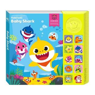 Sách nhạc Baby Shark chính hãng Hàn Quốc