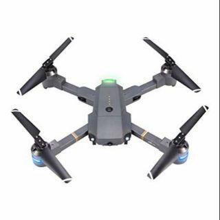 Drone – flycam X-T1, camera 720p