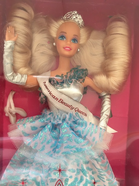 Búp bê Barbie Beauty Queen