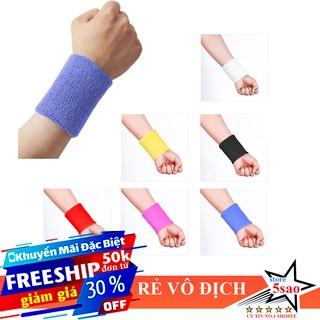 Băng cổ tay thấm mồ hôi FREESHIP Băng tay thể thao [Hàng xịn] thumbnail