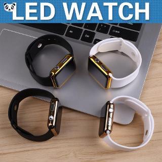 Đồng hồ LED đeo tay sang trọng chống thấm nước cổ điển