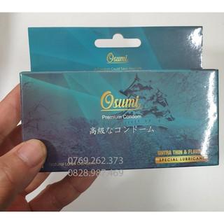 Hộp 12 chiếc Osumi CS.07 cực đẹp chất lượng nhật nhãn xanh hương b thumbnail