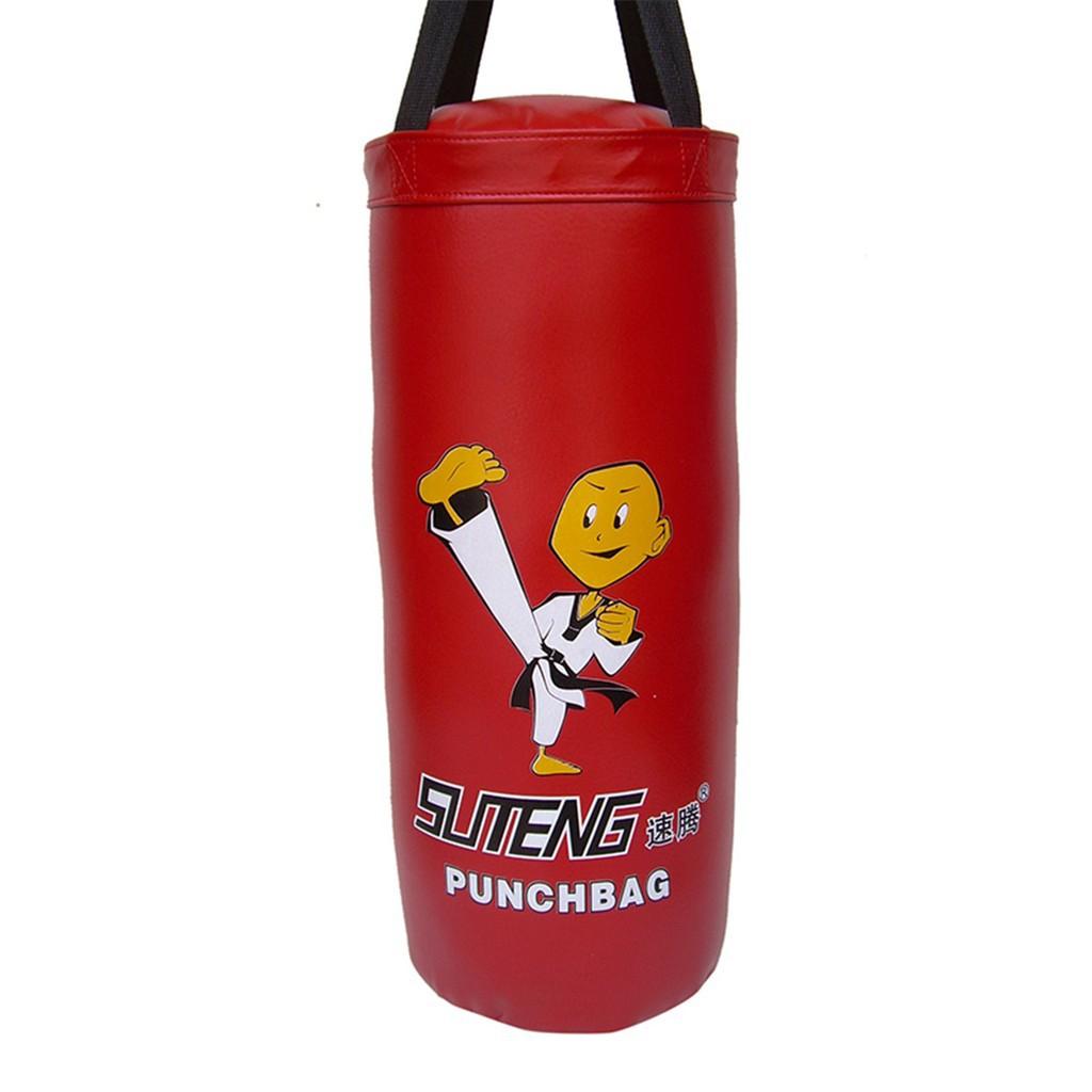 SUTENG Cartoon Children Boxing Sandbag Sanda Boxing Fighting Protective Gear