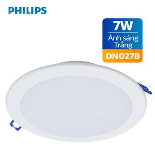 Đèn Downlight Âm Trần LED PHILIPS DN027B G2 dạng tròn - Dải công suất rộng - kiểu dáng đa dạng thumbnail