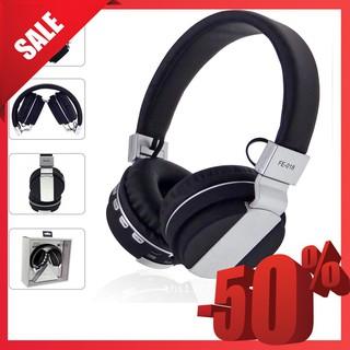 Tai nghe không dây, tai nghe chụp tai, Tai nghe Bluetooth chụp tai FE018 thumbnail