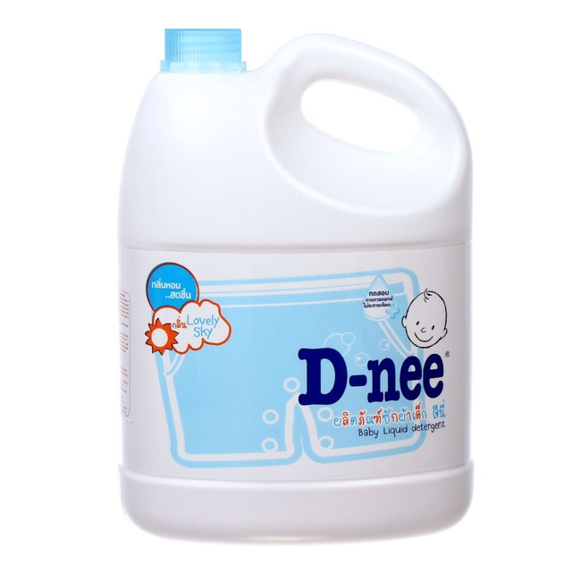 Nước giặt xả Thái Lan cho bé 3000ml - 3092689 , 706067220 , 322_706067220 , 210000 , Nuoc-giat-xa-Thai-Lan-cho-be-3000ml-322_706067220 , shopee.vn , Nước giặt xả Thái Lan cho bé 3000ml