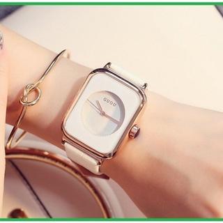 Đồng hồ nữ Guou 8162 Freeship Mặt chữ nhật,dây da cao cấp,thiết kế trẻ trung phong cách Hàn Quốc Bảo hành 6 tháng thumbnail