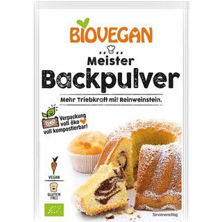 Bột nở hữu cơ cao cấp Biovegan 17G dùng làm bánh cho bé (date 08 2021) thumbnail