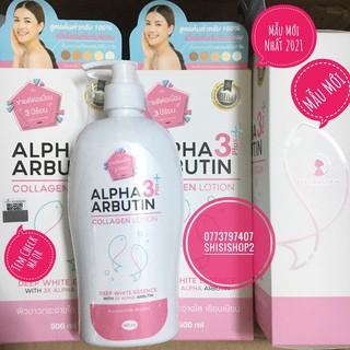 (Mới) Dưỡng thể Alpha Arbutin 500ml Thái lan thumbnail