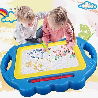 JL_Kids Educational Doodle Erasable Drawing Board with Pen Gift