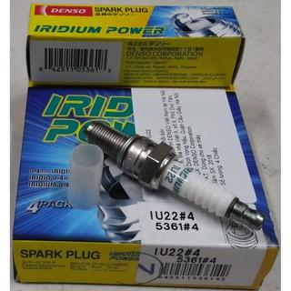 Yêu ThíchChính hãng 100% - Bugi DENSO Iridium Power IU22 , IU24 , IU27 chân dài dành cho xe máy