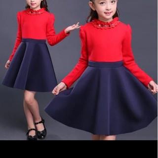 chân váy xòe trẻ em cv019
