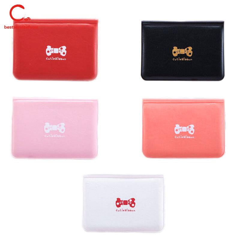 ❤BSFY❤ Fashion Fation Butterfly Credit Card Holder Case Wallet Business Package Cute Bag For Women