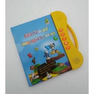 Sách Nói Điện Tử Song Ngữ Anh- Việt Giúp Trẻ Học Tốt Tiếng Anh Hot Hit thumbnail