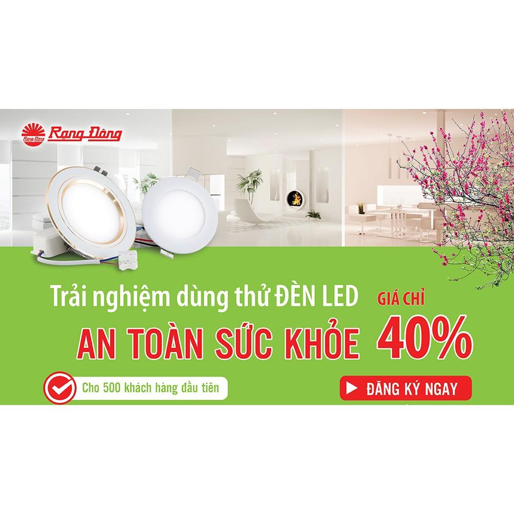 Đèn LED Downlight âm trần 7W Rạng Đông AT06L 90/7W
