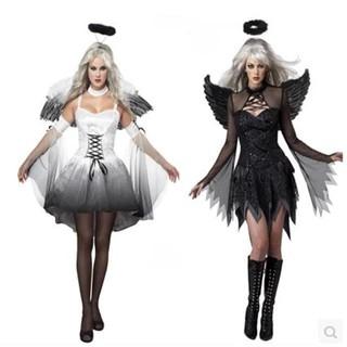 Bộ Hoá Trang Thiên Thần Ác Quỷ Cho Halloween