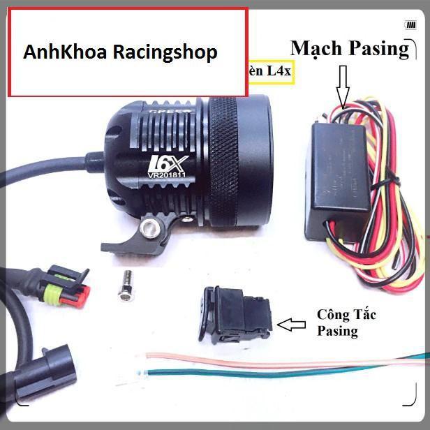 [ Combo Khủng ] Đèn pha led , đen trợ sáng L6x + Mạch pasing 3s + công tắc pasing BH 6 tháng AnhKhoa Racingshop - 14707159 , 2299898940 , 322_2299898940 , 310030 , -Combo-Khung-Den-pha-led-den-tro-sang-L6x-Mach-pasing-3s-cong-tac-pasing-BH-6-thang-AnhKhoa-Racingshop-322_2299898940 , shopee.vn , [ Combo Khủng ] Đèn pha led , đen trợ sáng L6x + Mạch pasing 3s + cô