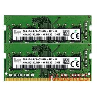 Ram Laptop DDR4 8GB SK Hynix 3200MHz Chính Hãng (Mới 2020) thumbnail