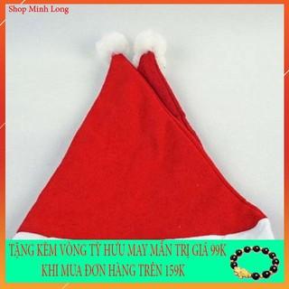 Mũ Ông Già Noel Giáng Sinh Cao Cấp Giá Rẻ