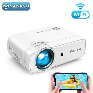 Máy chiếu mini Vankyo Leisure 430W độ phân giải thực HD (Bản Bass+ tặng thêm loa ngoài) - Bảo hành 24 tháng chính hãng thumbnail