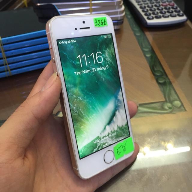 Điện Thoại iPhone 5S Quốc Tế 32G Gold Đẹp Nguyên Bản Bảo Hành Dài