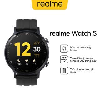 Vòng đeo tay thể thao Realme Watch S - Hàng chính hãng