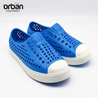 [Tặng 04 sticker] Giày nhựa trẻ em URBAN FootPrint – Giày nhựa chất liệu EVA Phylon siêu nhẹ – [D2001.kid]