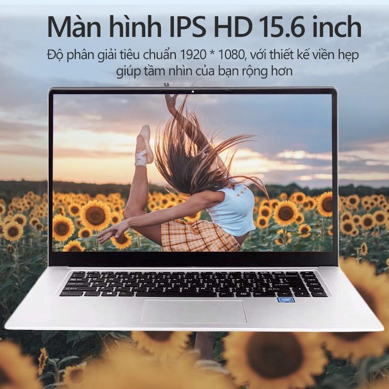 Máy tính Laptop máy tính xách tay chip Intel J3455/J4105/RAM8G+ROM128G màn 15.6 inch mỏng nhẹ 1.8kg Win10 chạy mượt mà | Shopee Việt Nam