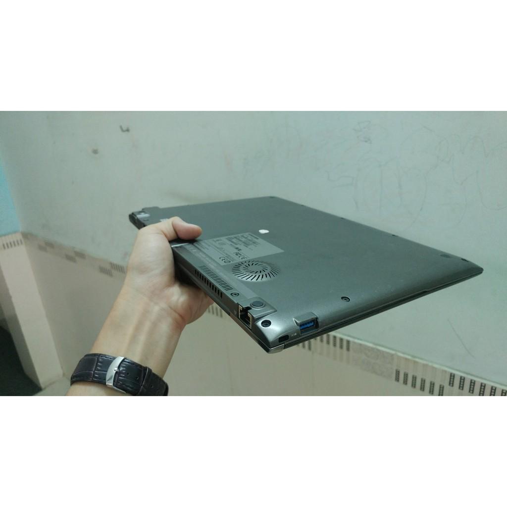 laptop cũ toshiba Z930 siêu mỏng siêu nhẹ 1.08 kg