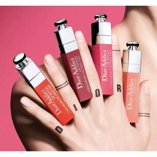 [CÓ SẴN] Son Dior Addict Lip Tattoo Liquid - Hàng Nội Địa Đức