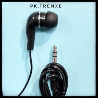 Tai nghe không mic cho máy nghe nhạc Mp3, loa đài chân jack tròn 3.5 mm nghe hay 2