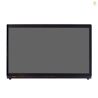COD E&T 10 Inch HD Capacitive Touchscreen Display 1024*600 Resolution Small Portable Monitor with USB HD Interface Compatible with Raspberry Pi