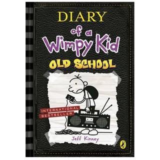 Sách Truyện Ngoại văn Nhật Ký Chú Bé Nhút Nhát - Tập 10 (Old School-Diary Of A Wimpy Kid Book 10) thumbnail
