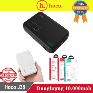 Sạc dự phòng Hoco J38 10.000mah ♥️Freeship♥️ Giảm 30k khi nhập MAYT30 - Pin sạc dự phòng Hoco