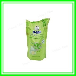 Nước rửa bình sữa Dnee Organic túi 600ml thumbnail