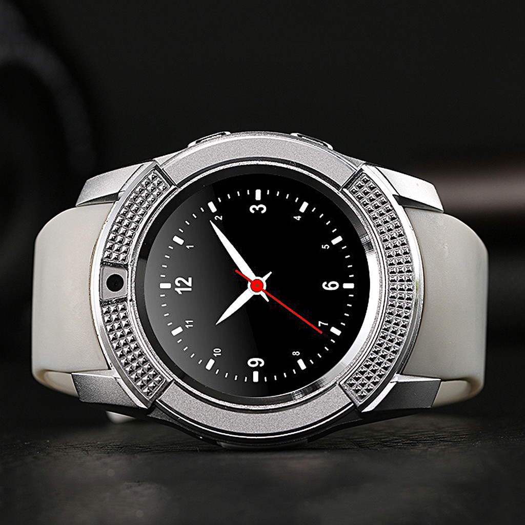 Bluetooth Touch Screen Smart Wrist Watch Android Phone with Camera