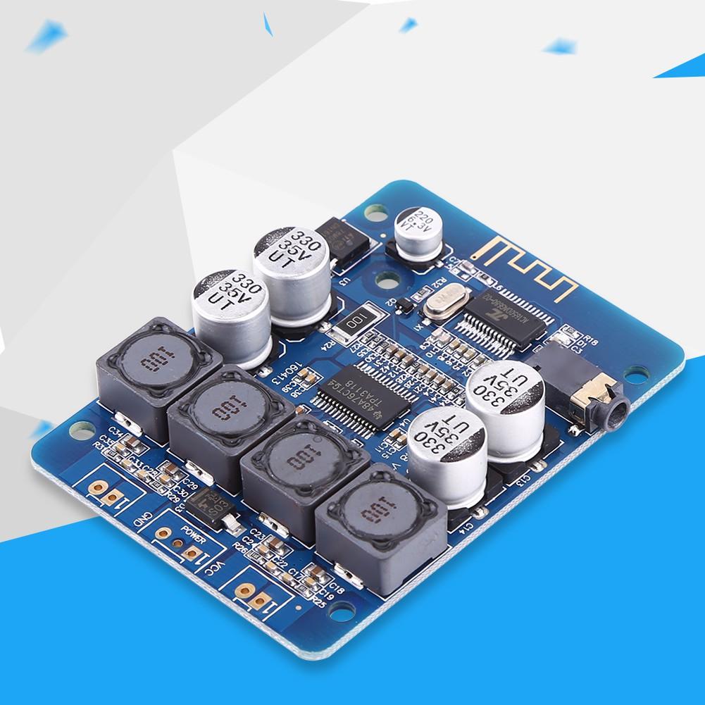Denshitaro Mạch giải mã- khuếch đại âm thanh bluetooth 4.0 TPA3118 D00-221