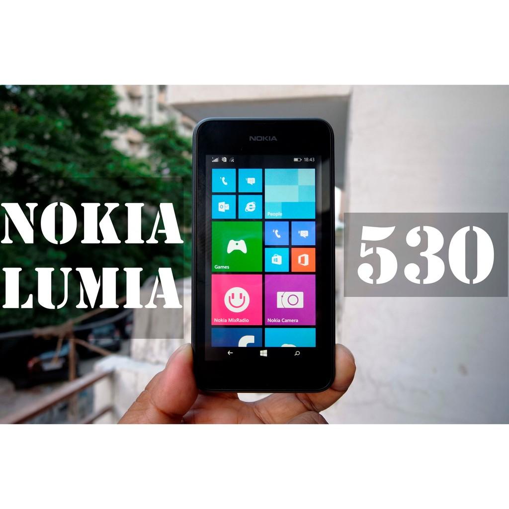 [SALE 10%] Điện thoại Lumia 530 zin box+pin+sạc