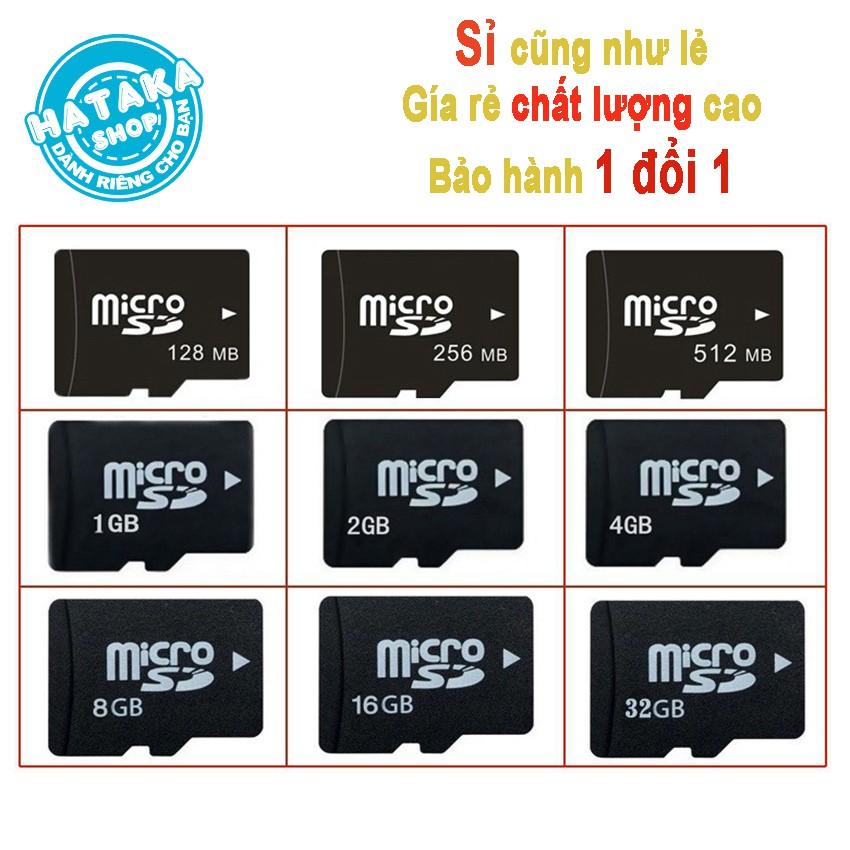 Thẻ nhớ microSD giá sỉ, chất lượng cao, có hộp đựng