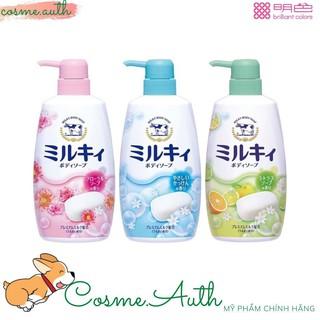Sữa Tắm Sữa Sữa Bò Milky Body Soap Cow 550ml