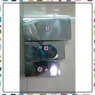 (Bán Chạy) Hộp đựng dụng cụ y tế hình chữ nhật trung 19x9x4 - 14720562 , 2322568943 , 322_2322568943 , 36663 , Ban-Chay-Hop-dung-dung-cu-y-te-hinh-chu-nhat-trung-19x9x4-322_2322568943 , shopee.vn , (Bán Chạy) Hộp đựng dụng cụ y tế hình chữ nhật trung 19x9x4