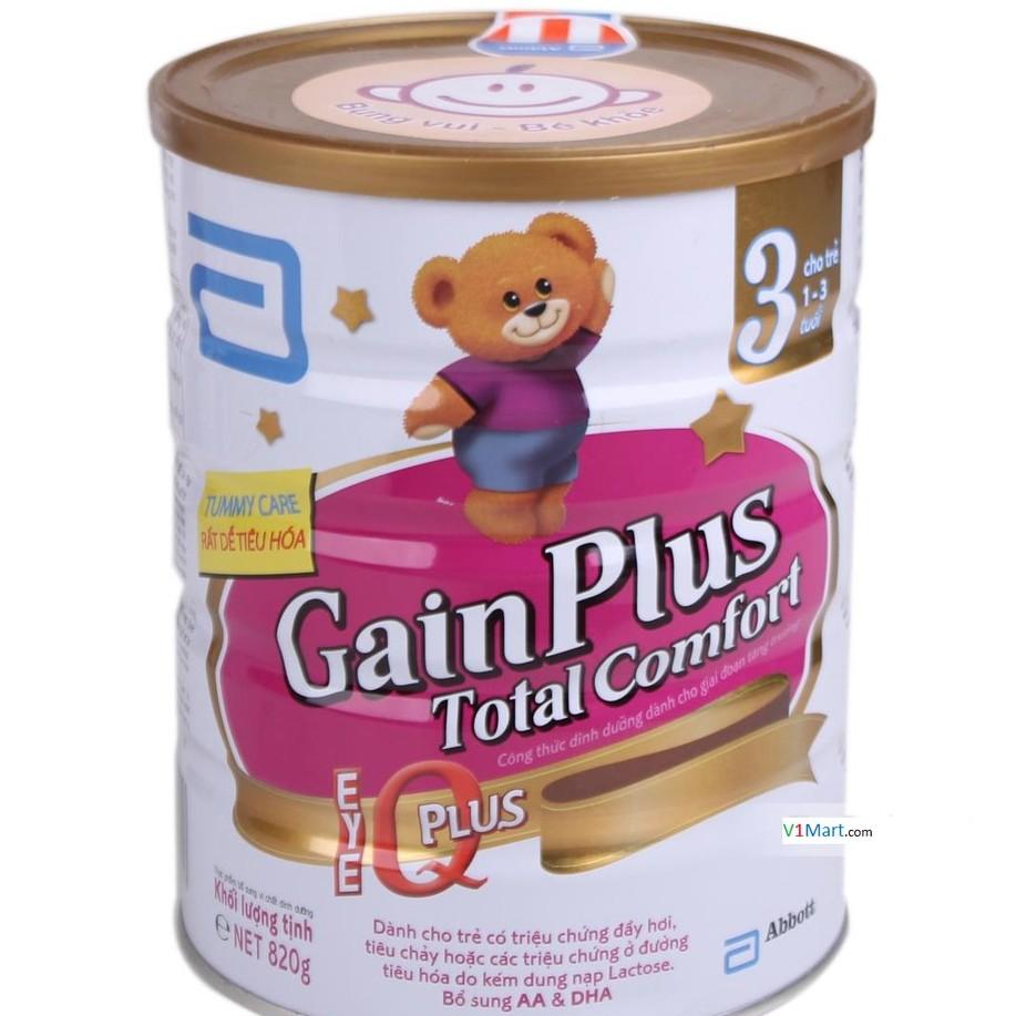 Sữa Similac Gain Total Comfort số 3 - 820g (1-3 tuổi) - 2859930 , 122113171 , 322_122113171 , 540000 , Sua-Similac-Gain-Total-Comfort-so-3-820g-1-3-tuoi-322_122113171 , shopee.vn , Sữa Similac Gain Total Comfort số 3 - 820g (1-3 tuổi)