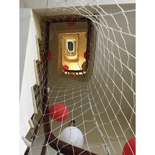Lưới chắn cầu thang (5m 10m 15m 20m 30m)+ Tặng kèm dây buộc