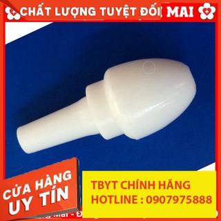 TBYT999 COMBO 10 Đầu Hút Mũi Nhựa phục vụ Máy Hút Dịch một Bình Và hai Bình NEW