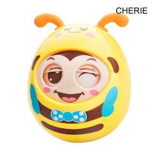 [CherieHome] Roly-Poly Tumbler Doll Baby Toys 6-12 Month Developmental Toy