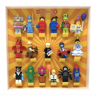 [New seal] LEGO Minifigures Series 18 – Bộ sưu tập nhân vật số 18 – 71021