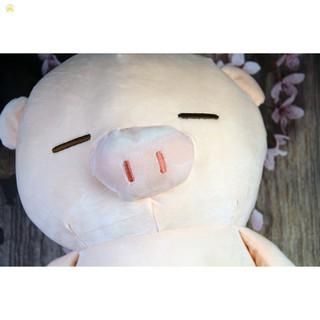 [Bán hết]Gấu Oenpe lợn bông hồng, chất liệu cao cấp làm quà tặng