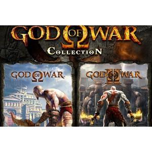 God Of War Collection – ( 2DVD) Giá chỉ 30.000₫